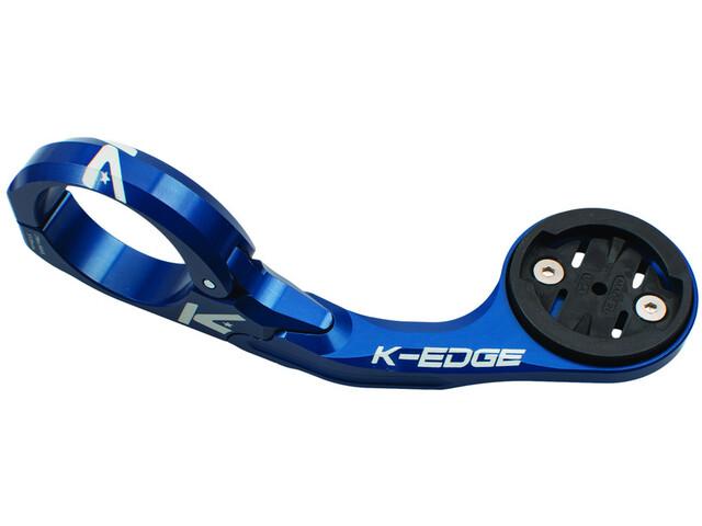 K-EDGE Pro XL Stuurmontage voor Garmin, blue